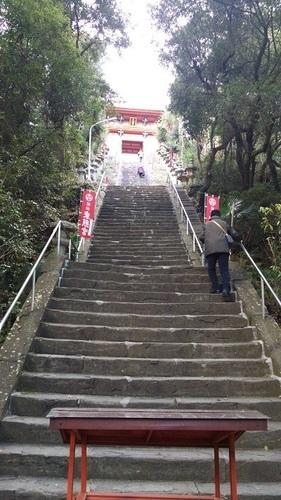 東照宮 階段2